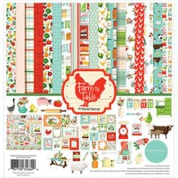 Carta Bella Paper - Farm To Table Collection - 12 x 12 Collection Kit