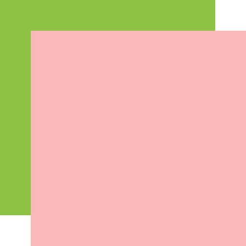 Carta Bella Paper - Farm To Table Collection - 12 x 12 Double Sided Paper - Pink