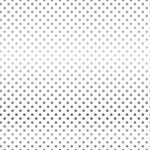 Carta Bella Paper - Dots and Stripes Collection - Vellum Foil - 12 x 12 Vellum with Foil Accents - Silver Dot