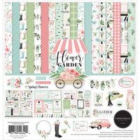 Carta Bella Paper - Flower Garden Collection - 12 x 12 Collection Kit