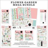 Carta Bella Paper - Flower Garden Collection - Mega Bundle