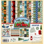 Carta Bella Paper - Gone Camping Collection - 12 x 12 Collection Kit