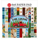 Carta Bella Paper - Gone Camping Collection - 6 x 6 Paper Pad