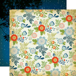 Carta Bella Paper - The Great Outdoors Collection - 12 x 12 Double Sided Paper - Wildflowers