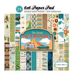 Carta Bella Paper - The Great Outdoors Collection - 6 x 6 Paper Pad
