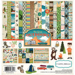 Carta Bella Paper - The Great Outdoors Collection - 12 x 12 Collection Kit
