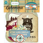 Carta Bella Paper - The Great Outdoors Collection - Ephemera