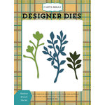 Carta Bella Paper - The Great Outdoors Collection - Designer Dies - Outdoor Branch