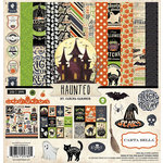 Carta Bella Paper - Haunted Collection - Halloween - 12 x 12 Collection Kit