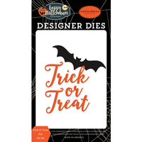 Carta Bella Paper - Happy Halloween Collection - Designer Dies - Bat