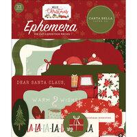 Carta Bella Paper - Hello Christmas Collection - Ephemera