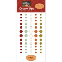 Carta Bella Paper - Hello Autumn Collection - Enamel Dots