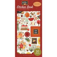 Carta Bella Paper - Hello Autumn Collection - Cardstock Sticker Book