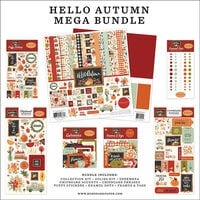 Carta Bella - Hello Autumn Collection - 12 x 12 Mega Bundle