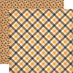 Carta Bella Paper - Hello Fall Collection - 12 x 12 Double Sided Paper - Cozy Fall