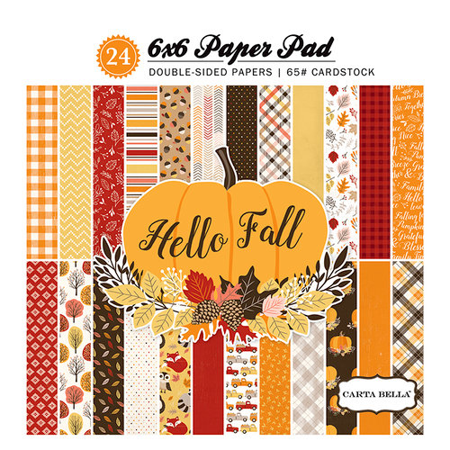 Carta Bella Hello Fall paper pack