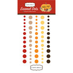 Carta Bella Paper - Hello Fall Collection - Enamel Dots