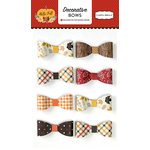Carta Bella Paper - Hello Fall Collection - Decorative Bows