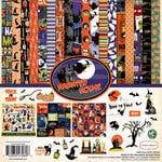 Carta Bella Paper - Haunted House Collection - Halloween - 12 x 12 Collection Kit