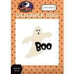 Carta Bella Paper - Haunted House Collection - Halloween - Designer Dies - Ghost Boo