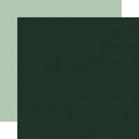 Carta Bella Paper - Home Again Collection - 12 x 12 Double Sided Paper - Green