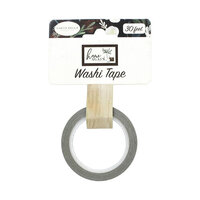 Carta Bella Paper - Home Again Collection - Decorative Tape -Lovely Woodgrain