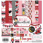 Carta Bella Paper - Hello Sweetheart Collection - 12 x 12 Collection Kit