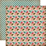 Carta Bella Paper - Home Sweet Home Collection - 12 x 12 Double Sided Paper - Measured With Love