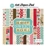 Carta Bella Paper - Home Sweet Home Collection - 6 x 6 Paper Pad