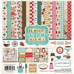 Carta Bella Paper - Home Sweet Home Collection - 12 x 12 Collection Kit