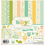 Carta Bella Paper - It's a Boy Collection - 12 x 12 Collection Kit