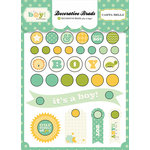 Carta Bella Paper - It's a Boy Collection - Decorative Brads