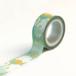 Carta Bella Paper - It's a Boy Collection - Decorative Tape - Cloud and Stars