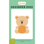 Carta Bella Paper - It's a Boy Collection - Designer Dies - My Teddy Bear