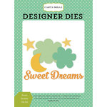 Carta Bella Paper - It's a Boy Collection - Designer Dies - Sweet Dreams