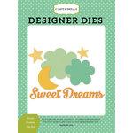 Carta Bella Paper - It's a Boy Collection - Designer Dies - Sweet Dreams