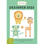 Carta Bella Paper - It's a Boy Collection - Designer Dies - Animal Set 4