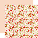 Carta Bella Paper - It's a Girl Collection - 12 x 12 Double Sided Paper - Pink Floral