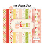 Carta Bella Paper - It's a Girl Collection - 6 x 6 Paper Pad