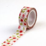 Carta Bella Paper - It's a Girl Collection - Decorative Tape - Floral