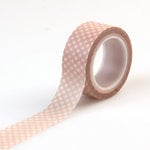 Carta Bella Paper - It's a Girl Collection - Decorative Tape - Gingham
