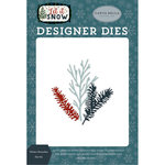 Carta Bella Paper - Let it Snow Collection - Designer Dies - Winter Branches