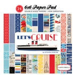 Carta Bella Paper - Let's Cruise Collection - 6 x 6 Paper Pad