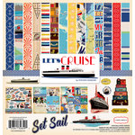 Carta Bella Paper - Let's Cruise Collection - 12 x 12 Collection Kit