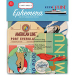 Carta Bella Paper - Let's Cruise Collection - Ephemera
