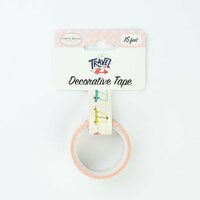 Carta Bella Paper - Let's Travel Collection - Decorative Tape - Transportation