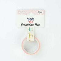 Carta Bella Paper - Let's Travel Collection - Decorative Tape - Transportation