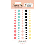 Carta Bella Paper - Metropolitan Girl Collection - Enamel Dots