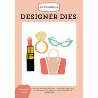 Carta Bella Paper - Metropolitan Girl Collection - Dessigner Dies - Fashionista