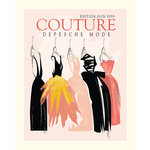 Carta Bella Paper - Metropolitan Girl Collection - Art Print - 8 x 10 - Couture
